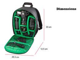 Wholesale Travel Camera Shoulder Bag - Digital DSLR Camera Bag Waterproof Photo backpack Photography Camera Video Bag Small Travel Camera Backpack Free Shipping