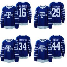 Wholesale Wholesale Stitched Jerseys - #29 William Nylander Jersey, Men's 2016 New Toronto Maple Leafs 34 Auston Matthews 100% Stitched Embroidery Logos Hockey Jerseys Blue S-3XL