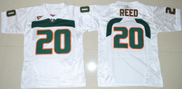Wholesale Nwt Shorts - NWT Newest Miami Nik Hurricanes #20 Ed Reed #52 Ray Lewis #26 Sean Taylor Embroidery Stitched Men's America College Football Limited Jersey