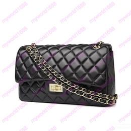 Wholesale Korean Brand Bags Sale - hot sale Fashion brand style chain small rhombic sweet lady Korean version woman classic shoulder bag handbag