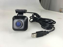 Frete Grátis Alta Resoluton USB Câmera Do Carro DVR Para Unidade de Cabeça DVD Do Carro Do Sistema Android de