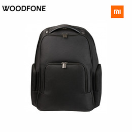 Wholesale Function Laptop Bags - Wholesale- Original Xiaomi New Backpack Multi-function computer backpack Bag With Capacity For 14 Inches Laptop for Compute