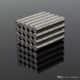 Wholesale Magnet Model - 100Pcs Disc 3 x 4 mm Super Strong Rare-Earth Disc Neodymium Magnets Models Toyndfeb Neodymium neodimio imanes