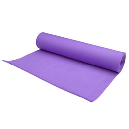 Wholesale Thick Durable Pvc - Wholesale- 6mm Thick Durable Exercise Fitness Non-Slip Yoga Mat Lose Weight Meditation Pad