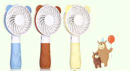 Wholesale Personal Electric Fans - NEW Portable Handheld Mini Fan Battery Operated Cooling Fan Electric Personal Fans Desktop Fans for Home and Travel