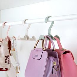 Wholesale Tie Wardrobe - 3 Colors Revolving Wardrobe Closet Storage Hook Hanger Organizer for Ties, Cap, Belts, Handbags, Backpacks,Fashion Jewelry