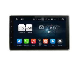 "Wholesale Gps Car Stereo Universal - 2GB RAM Octa Core 10.1"" Android 6.0 Universal Car dvd gps navigation With Car Radio Bluetooth 4G WIFI 32GB ROM TV USB DVR"
