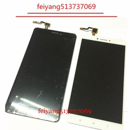 Дигитайзер xiaomi lcd онлайн-OEM For XiaoMi MI MAX LCD Display+Touch Screen Digitizer Assembly Replacement For XiaoMi MAX Cell Phone
