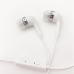 Wholesale Best Chinese Earbuds - Newest Noise Blocking Headphones with volurme control Best Sounding Earbuds for IPHONE 6S Samsung S6 Note8
