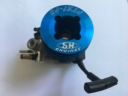 Wholesale Engine Sh - Remote control model car SH level 21 Rear exhaust engine with a pull starter
