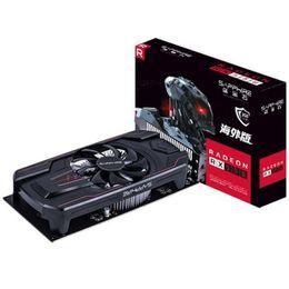 Wholesale Graphics Card Wholesalers - Original Sapphire RX 550 video card Radeon OC rx550 2G D5 Overseas Edition Game graphics card 128bit 1183 7000MHZ PK GTX750ti GTX1030