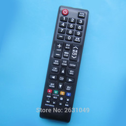 Wholesale Smart Led Tvs Wholesale - Wholesale- High performance LED TV Remote Control for Samsung 3D Smart TV 3D Smart Player Remote Control AA59-00649A = AA59-00786A