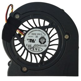 Wholesale Msi Laptop Fan - Wholesale- New Original Cpu Cooling Fan For MSI EX610 GX610 M670 6010H05F PF3 Laptop Cooler Radiators Cooling Fan Free Shipping