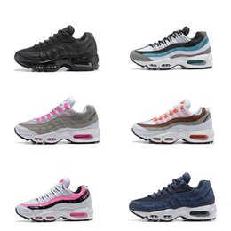 Wholesale B Production - Good Production Line Drop Shipping Wholesale Famous Air Sport 95 Womens Sportswear Running Shoes Sneaker Size 36-40