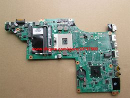 Wholesale Hp Pavilion Dv6 Mainboard - Original & High Quality for HP Pavilion DV6-3000 DV6T series 630281-001 DDR3 Laptop Motherboard Mainboard Tested