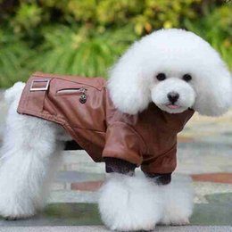 Wholesale Cheap Bows For Dogs - Free Shipping Big And Small Dog Clothes Cheap Jackets Winter Clothing Pet Dog Clothes Jacket Wholesale New Design For dogs Cat