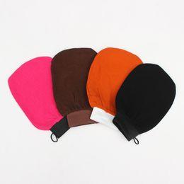 Toallas de masaje online-Tomar un guante de ducha de múltiples funciones de baño Masaje de alta calidad Exfoliator Toalla de guantes de descontaminación fuerte 3 5cz C R