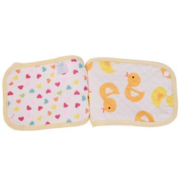 Wholesale Towel Carrier - Wholesale- 2015 Bibs 1pair Baby Carrier Cotton slobber Towel safety Sucking Pad Straps Dedicated Carrier Saliva shoulder pad protector
