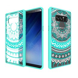 Wholesale Soft 3d Flower - 3D Silicone Phone Case for Samsung Note 8 Painting Flower Soft TPU Back Cover Case For Samsung Galaxy Note 8