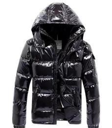 Wholesale Duck Feather Coats Men - 2017 Men Casual Down Jacket MAYA Down Coats Mens Outdoor Fur Collar Warm Feather dress Winter Coat outwear outer wear JACKETS downcoat