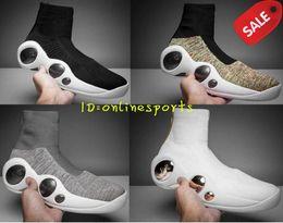 Wholesale Mens High Black Boots Fashion - 2017 new Flight Bonafide mens big size Training Sneaker,Fashion mesh Sports Running shoes,mens Casual Gym Jogging Boots,basketball shoes