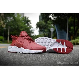 Wholesale Dmx 36 - free shopping the 2017 new Air Cushion Huarache Running Shoes Huraches Colourful Shoes Trainers for kids Huaraches Sneakers Size 36-45