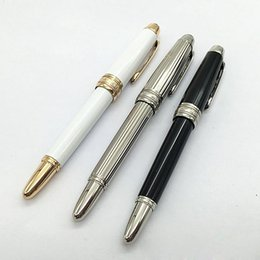 Wholesale Best Variety - Free Shipping -MB High Quality Best Design A variety of novel and short MB Roller Ball Pen Without Original Box