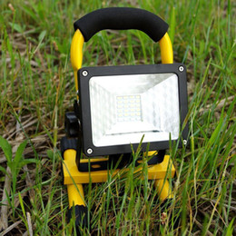 Wholesale Flood Sale - Wholesale-Sale Waterproof IP65 30W 24 LED Flood Light Portable Outdoor Emergency Lamp Work Light