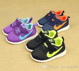 Wholesale Child Shoe Size 21 - Cheap Baby Kids Kanye West 350 Boost Children Athletic Shoes Boys Running Shoes Girls Casual Shoes Baby Training Sneakers Size 21-35