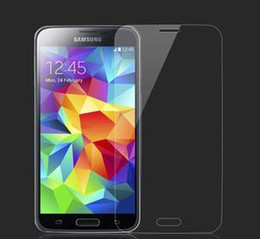 Deutschland Erstklassiger ausgeglichenes Glas-Schirm-Schutz für Mini-gehärteten schützenden Film des Samsung-Galaxie-S5 mit Kleinpaket Versorgung