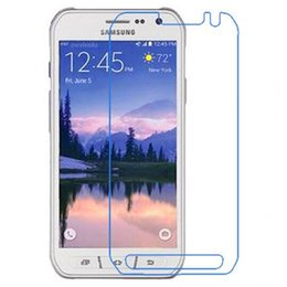Wholesale Galaxy S4 Active I9295 - Tempered Glass For Samsung Galaxy S7 S6 S5 S4 Active Screen Protector G891A G891 G890 G870 i9295 9H 0.3mm Protective Film