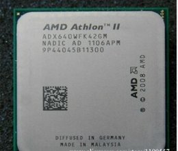 Wholesale Amd Athlon Ii X4 Am3 - X4 640 Original for AMD Athlon II X4 640 Processor(3.0GHz 2MB Socket AM3)Quad-Core scattered pieces cpu