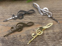 Wholesale Diy Clips Antique Bronze - Antique Bronze Gold Silver Black Barrettes Hair Bobby Pin clip with 19*53mm Flower Tray,DIY Jewelry Finding Accessories 100pcs