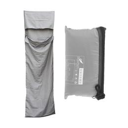 Wholesale Anti Bacteria - Wholesale- New Multifuntion Ultra light Envelope Sleeping Bag Outdoor Camping Travel Hiking Anti-bacteria Soft Healthful