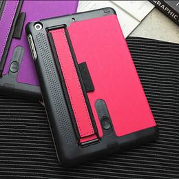 ipad haut-parleur Promotion Vente en gros - Mode Tablet Smart Case 7.9