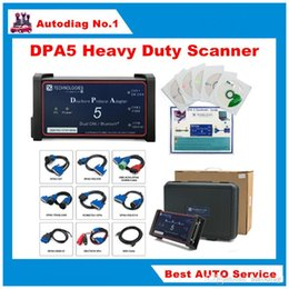 Wholesale Diagnostic Scanners - Professional DPA5 Dearborn Portocol Adapter 5 Heavy Duty Truck Scanner dpa 5 auto diagnostic tool (Without Bluetooth)