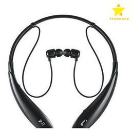 Wholesale Iphone Headphone Phone Wholesale - HBS 800 Bluetooth Headphone Earphone For HBS800 Sports Stereo Bluetooth Wireless HBS-800 Headset Headphones For Iphone 7 Universal Phones