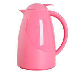 Wholesale Glass Electric Water Kettle - Hot Household Vacuum Insulation coffee Pot Fashion Glass Liner Hot Water Bottle Teapot Coffee Pot Vacuum Insulation Heat preservation pot