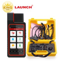 Wholesale online automotive tools - Launch X431 Diagun IV with yellow case Full System Diagnotist Tool Free Update Online X-431 Diagun IV 4 Code Scanner DHL free
