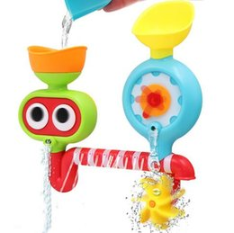 Wholesale Toy Tub - Kids Water Toy Gift Funny Bathing Toys Waterproof in Tub Baby Bath toys Lovely Portable Bath Tub Toy Water Sprinkler System