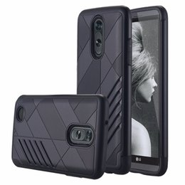 Wholesale Pc Zone - Armor Hybrid Rugged Impact Shockproof Dual Layer PC TPU Case For LG G6 Aristo LV3 MS210 K8 K10 2017 Zone Stylus2 Plus Stylo3 X5 MOTO G5