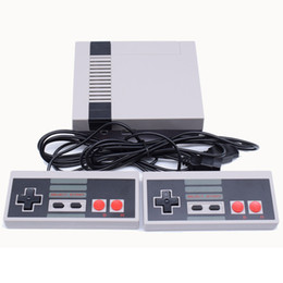 Wholesale Mini TV Handheld Game Console Video Game Console For Nes Games with Different Built in Games PAL NTSC