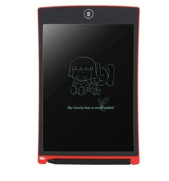 Wholesale Drawing Board Black White - 8.5 inch Drawing Toys LCD Writing Tablet Erase Drawing Tablet Electronic Paperless LCD Handwriting Pad Kids Writing Board Children Gifts