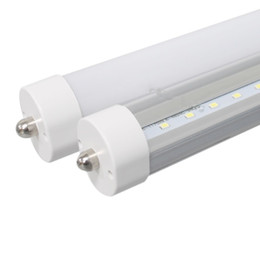 Wholesale Led 18 W - Sell like hot cakes with 4 ft   1.2 m 18 w Lighting Bulbs 2400 lm fluorescent lamp T8 FA8 LED lamp 85 ~ 265 v