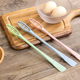 Wholesale New Hand Mixer - New Arrival Manual Egg Stirring Basking Egg Maker Multi Function Household Baking Mini Cream Stuffer Mixer Tool