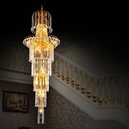 Lampadario di cristallo chiaro di maria theresa online-lampadari di lusso illuminazione cristallo luci foyer foyer Luxurious Maria Theresa Chandelier Light Fxiture Sala da pranzo dell'hotel Project Lighting