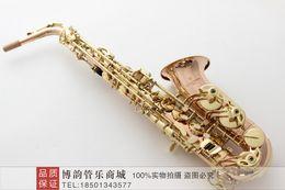 Wholesale Yanagisawa Alto - wholesale 2017 Japan YANAGISAWA new SAX A-902 E flat Alto Saxophone copper material professional Free shipping