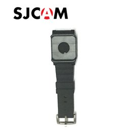 Wholesale Sports Diving Wrist Watch - Wholesale- Free Shipping!! Wearable Wrist Watch Bracelet Wristwatch for SJCAM SJ6 LEGEND M20 Action Cam Sport Cameras Remote Control