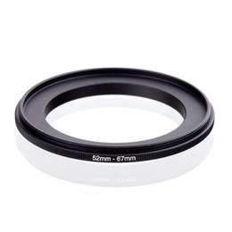 Wholesale Reverse Camera Lens - Wholesale- Metal Male thread 52mm to Male thread 67mm Macro Camera Lens Reverse Adapter Ring