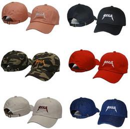 2017 Nouveau Design Casquettes À Pointe Réglable Snapback Caps Haute Qualité Chapeau Snapback Yeezus Kanye West Golf Casquettes Pour Hommes Gratuit ? partir de fabricateur